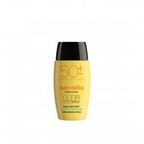 Sensilis Sun Secret Face Water Ultra Fluid SPF50+ 40ml