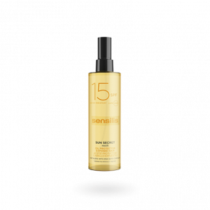 Sensilis Sun Secret Hair Oil Protection SPF15 100ml