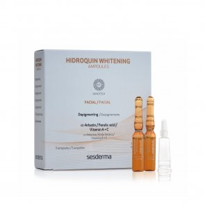 Sesderma Hidroquin Whitening Ampoules Facial Depigmenting 5x2ml