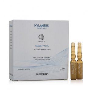 Sesderma Hylanses Ampoules Facial Moisturizing 5x2ml