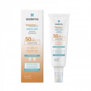 Sesderma Repaskin Pediatrics Mineral Baby Emulsion SPF50+ 50ml