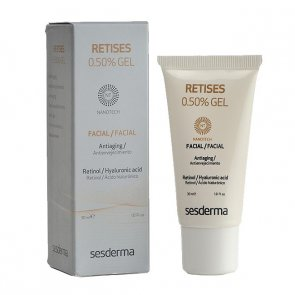 Sesderma Retises Nano 0,50% Gel Facial Photoaging 30ml