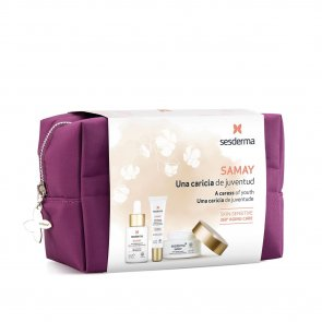 COFFRET: Sesderma Samay Anti-Aging Pack + Pouch