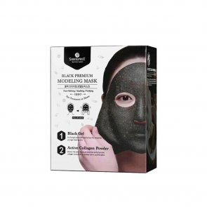 SHANGPREE Black Premium Modeling Mask 50g