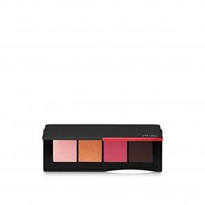 Shiseido Essentialist Eye Palette 08 Jizoh Street Reds 5.2g