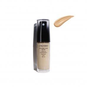 Shiseido Synchro Skin Glow Luminizing Foundation G3 Golden 3 30ml
