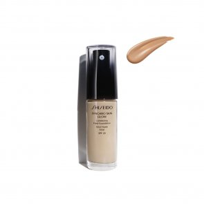 Shiseido Synchro Skin Glow Luminizing Foundation N4 Neutral 4 30ml