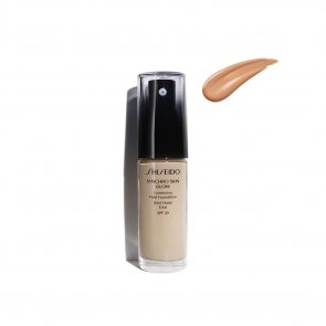 Shiseido Synchro Skin Glow Luminizing Foundation R4 Rose 4 30ml