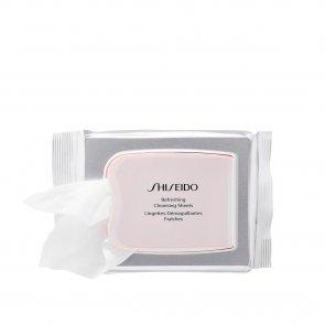 Shiseido Essentials Refreshing Cleansing Sheets x30