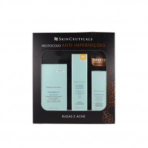 GIFT SET: SkinCeuticals Anti-Imperfections Protocol Wrinkles & Acne Coffret