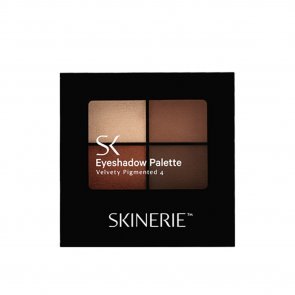 Skinerie Eyes Eyeshadow Palette V4 Brown 5g