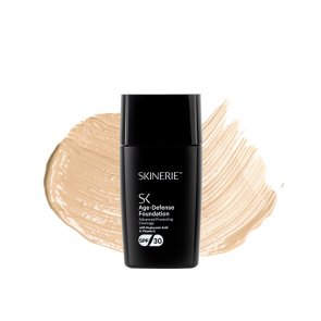 Skinerie Face Age Defense Foundation 02 Ivory 35ml