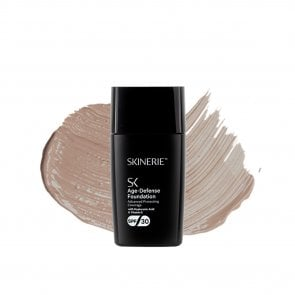 Skinerie Face Age Defense Foundation 04 Cashew 35ml