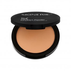 Skinerie Face Compact Powder Dark 10.5g