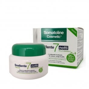 Somatoline Cosmetic Slimming 7 Nights Natural Sensitive Skin 400ml