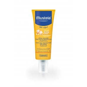 Mustela Protecting Spray SPF50+ 200ml
