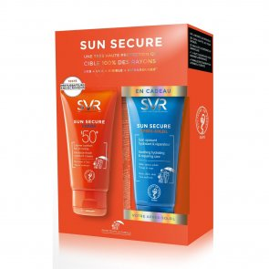 GIFT WITH PURCHASE: SVR Sun Secure Crème Comfort Cream SPF50+ 50ml + After Sun 50ml