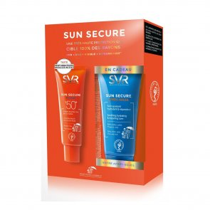 GIFT WITH PURCHASE: SVR Sun Secure Fluide Dry Touch Lotion SPF50+ 50ml + After Sun 50ml