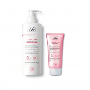 PROMOTIONAL PACK: SVR Topialyse Intensive Balm 400ml + Cleansing Gel 200ml