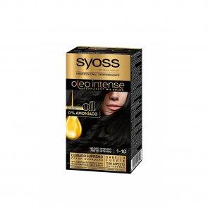 Syoss Oleo Intense Permanent Oil Color 1-10 Permanent Hair Dye
