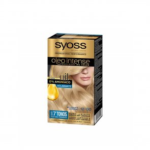 Syoss Oleo Intense Permanent Oil Color 12-00 Permanent Hair Dye
