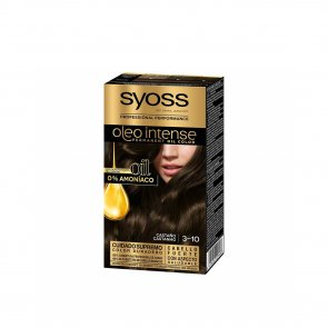 Syoss Oleo Intense Permanent Oil Color 3-10 Permanent Hair Dye