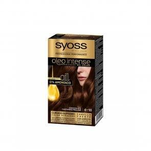 Syoss Oleo Intense Permanent Oil Color 4-18 Permanent Hair Dye