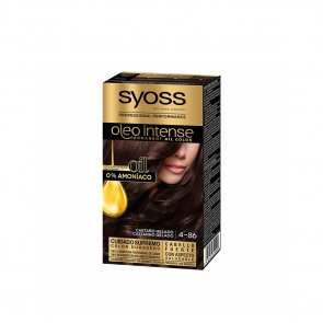 Syoss Oleo Intense Permanent Oil Color 4-86 Permanent Hair Dye