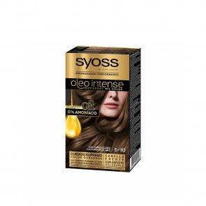 Syoss Oleo Intense Permanent Oil Color 5-10 Permanent Hair Dye