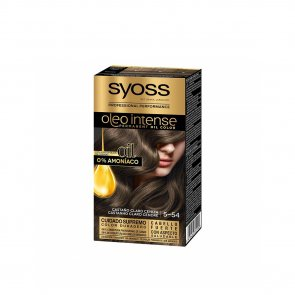 Syoss Oleo Intense Permanent Oil Color 5-54 Permanent Hair Dye
