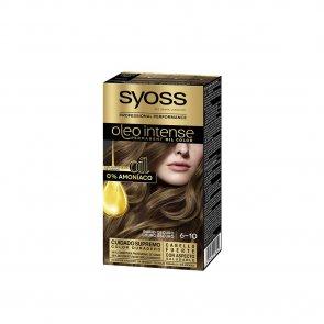 Syoss Oleo Intense Permanent Oil Color 6-10 Permanent Hair Dye