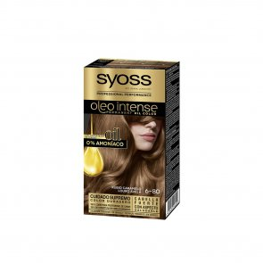 Syoss Oleo Intense Permanent Oil Color 6-80 Permanent Hair Dye