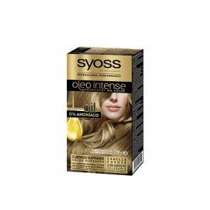 Syoss Oleo Intense Permanent Oil Color 7-10 Permanent Hair Dye