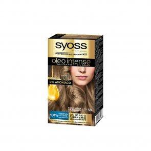 Syoss Oleo Intense Permanent Oil Color 7-58 Permanent Hair Dye