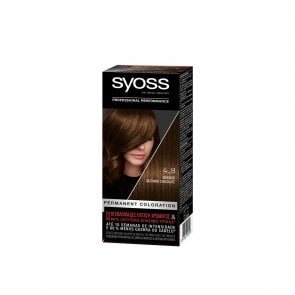 Syoss Permanent Coloration 4_8 Permanent Hair Dye