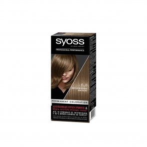 Syoss Permanent Coloration 6_8 Permanent Hair Dye