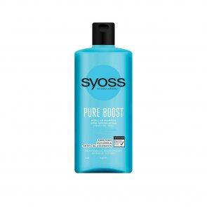 Syoss Pure Boost Micellar Shampoo 440ml