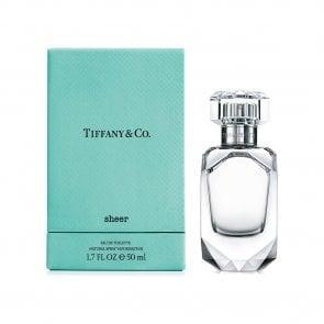 Tiffany & Co. Sheer Eau de Toilette 50ml
