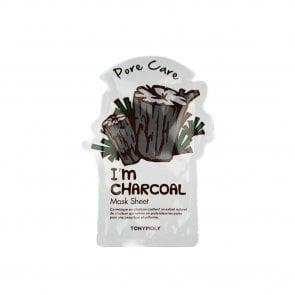 TONYMOLY I'm Charcoal Pore Care Mask Sheet 21g