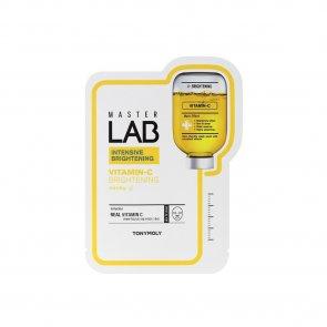TONYMOLY Master Lab Intensive Brightening Vitamin-C Sheet Mask 19g
