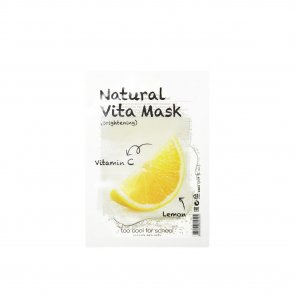 Too Cool For School Natural Vita Brightening Mask 23ml