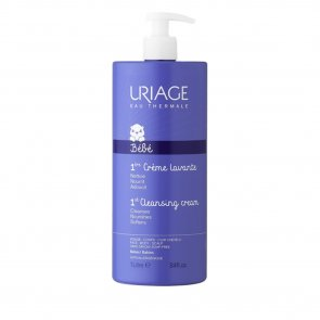 Uriage Baby Creme de Limpeza s/Sabão 1L