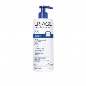 Uriage Baby 1st Cleansing Soothing Oil 500ml