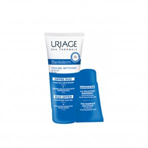 PROMOTIONAL PACK: Uriage Bariéderm Cleansing Cica-Gel 200ml + Hand Cream 50ml