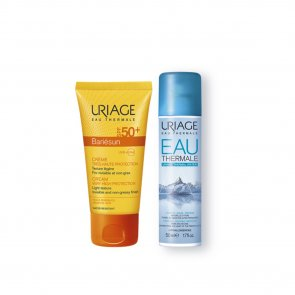 PROMOTIONAL PACK: Uriage Bariésun Cream SPF50+ 50ml + Uriage Thermal Water Spray 50ml