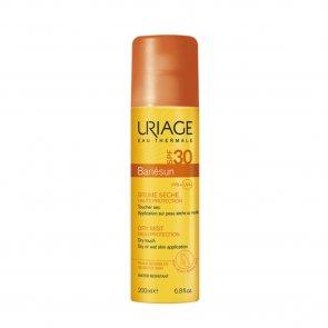 Uriage Bariésun Dry Mist Ultra Light Texture SPF30 200ml
