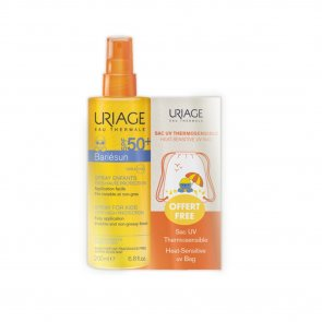 PROMOTIONAL PACK: Uriage Bariésun Kids Spray SPF50+ 200ml + Beach Bag