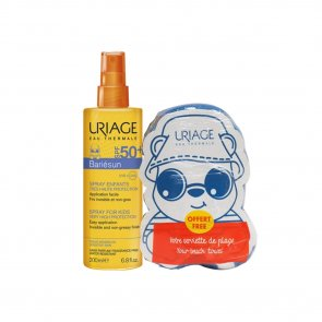 PROMOTIONAL PACK: Uriage Bariésun Kids Spray SPF50+ 200ml + Uriage Beach Towel