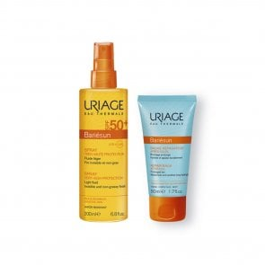 PROMOTIONAL PACK: Uriage Bariésun Spray SPF50+ 200ml + Bariésun Repair Balm After Sun 50ml