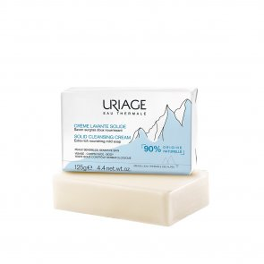 Uriage Eau Thermale Solid Cleansing Cream 125g